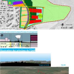 proposition d'OAP pour un futur éco-quartier - Pyrénées-Orientales