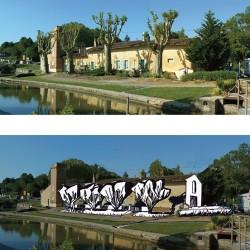 écluse de Montgiscard - Canal du Midi (31)
