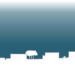 géographie du site et coupe urbaine du projet - Saint Nazaire (66)