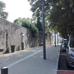 esplanade des Marronniers 1 - Limoux (11) / maîtrise d'œuvre BET Opale