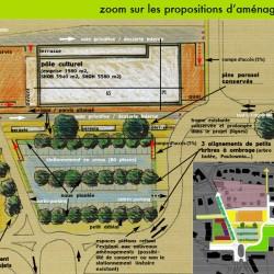 place & médiathèque - Cugnaux (31)