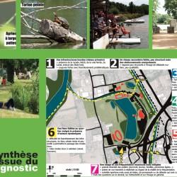 base de loisirs de Sesquières - Toulouse (31)