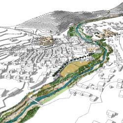 diagnostic - étude de recomposition urbaine à Saint-Hilaire (11)