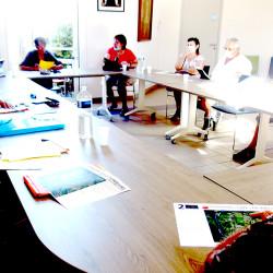 atelier de concertation - étude de recomposition urbaine à Saint-Hilaire (11)