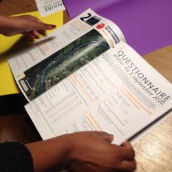 questionnaire pour atelier de concertation avec les habitants - étude de recomposition urbaine à Saint-Hilaire (11)