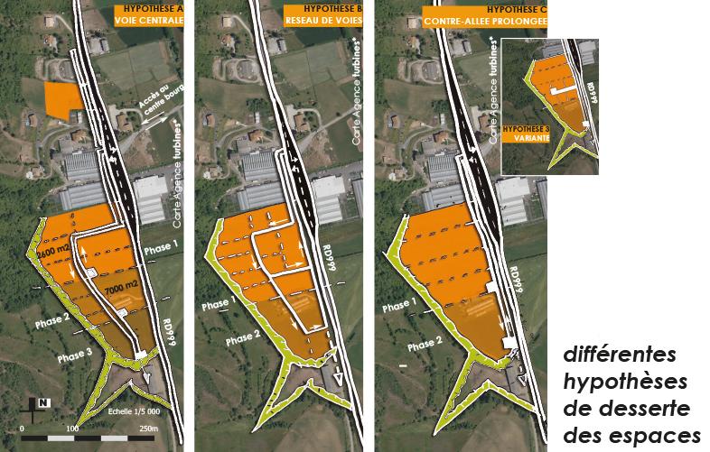 Activit s conomie agence turbines paysage for Agence urbanisme toulouse