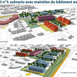 vues 3D préparatoires à l'élaboration de l'OAP (31)